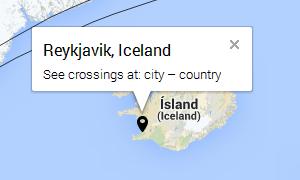 Programacion web avanzada con Google Maps - Etiquetas con texto personalizado